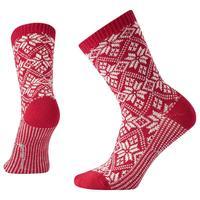Women's Traditional Snowflake Sock