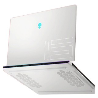 ALIENWARE 外星人 x15 R1 15.6英寸轻薄游戏本电脑(I7-11800H、16G、512GB、RTX3060 6G、165Hz)白