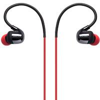 EDIFIER 漫步者 W295BT 入耳式挂耳式蓝牙耳机 钛黑红