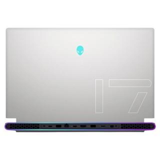 ALIENWARE 外星人 x17 R1 17.3英寸轻薄游戏本电脑(I7-11800H、16G、512GB SSD、RTX3070 8G、165Hz)白