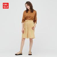 UNIQLO 优衣库 436709 女士裙裤