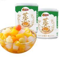 林家铺子 冰糖什锦水果罐头 200g*2罐