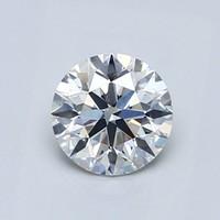 Blue Nile 0.80克拉圆形切割钻石理想切工 | G 级成色 | VS2 净度