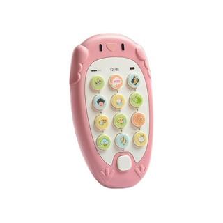 惠 双语智能手机 粉色 送电池+螺丝刀
