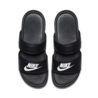 NIKE 耐克 Benassi Duo Ultra Slide 女子拖鞋 819717-010 黑色 39