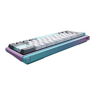 K330W 無線機械鍵盤 61鍵 黃軸