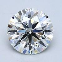 Blue Nile 2.00克拉圆形切割钻石理想切工 | G 级成色 | VS1 净度