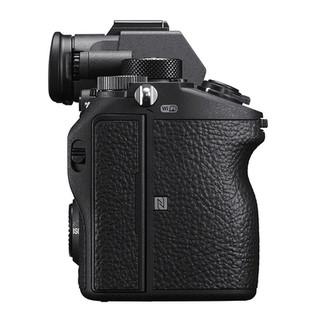 SONY 索尼 Alpha 7R III 全画幅 微单相机 黑色 单机身