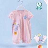 迪士尼宝宝 婴儿短袖连体衣
