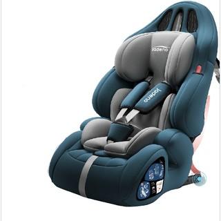 JADENO 嘉迪诺 jy-668+ 安全座椅 9月-12岁 童年绿