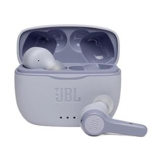 JBL 杰宝 T215TWS 入耳式真无线蓝牙耳机 星环紫