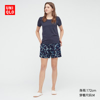 UNIQLO 优衣库 435534 女士短裤