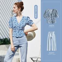 MISS LI BY NAWAIN M2O2S286C 女式衬衫