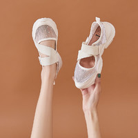 J&M 1GA138W02 女士网布鞋