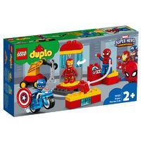 LEGO 乐高 积木 Duplo得宝10921超级英雄