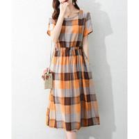 La Babite 拉贝缇 7210201859 女士中长款连衣裙