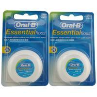 Oral-B 欧乐-B 微蜡牙线 50m*2