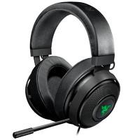 RAZER 雷蛇 北海巨妖7.1 V2 耳罩式头戴式有线游戏耳机 枪灰色 USB