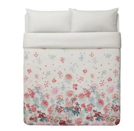GRÖNVIDE 葛云威 被套和2个枕套 多色 200x230/50x80 厘米