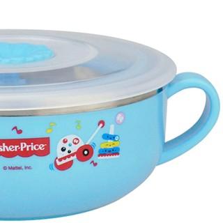 Fisher-Price 费雪 FP-8018B 儿童餐具套装 蓝色