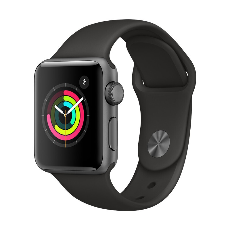 Apple 苹果 Watch Series 3 智能手表 GPS款 42mm