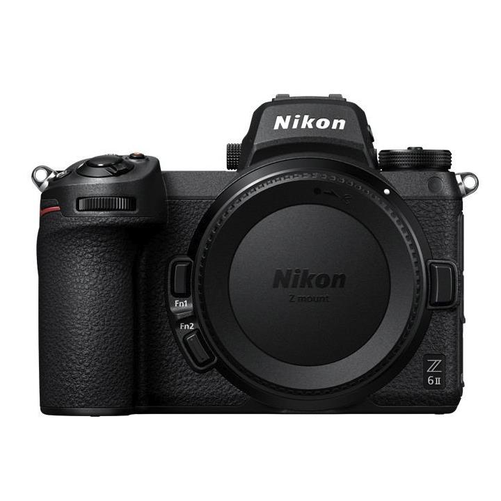 Nikon 尼康 Z 6 II 全画幅 微单相机 黑色 单机身