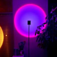 ciaodo QDC2036 夕阳投影灯 蓝紫色 1.8m Pro版