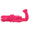 萌萌孩 加特林泡泡机 粉色 配电池+20袋泡泡液
