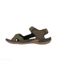Jack Wolfskin 狼爪 男子沙滩凉鞋 4019011-5690 胡桃木 44.5