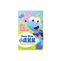 小鹿蓝蓝 儿童牛奶蔬菜饼干 40g