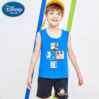 Disney 迪士尼 儿童背心套装