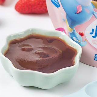 小鹿蓝蓝 婴幼儿趣味果泥 3段 苹果西梅蓝莓味 108g*2袋+苹果黄桃黑加仑味 108g*2袋+苹果香蕉草莓味 108g*2袋