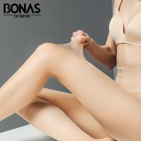 BONAS 宝娜斯 超薄包芯丝袜 防勾系列 4条装