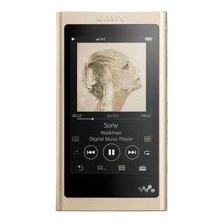 SONY 索尼 NW-A55 音乐播放器 16GB(灰黑)