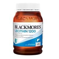 黑卡会员:BLACKMORES 澳佳宝 卵磷脂胶囊 160粒