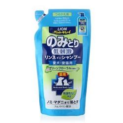 LION 狮王 猫狗沐浴露 香波草本花香型 400ml