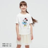 UNIQLO 优衣库 儿童短袖T恤