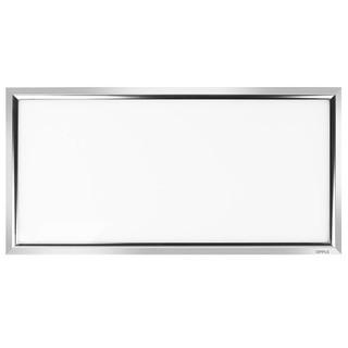 OPPLE 欧普照明 led平板灯 银色白光 18W