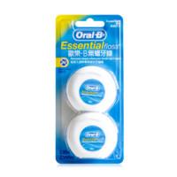 Oral-B 欧乐-B 无蜡牙线 50m*2