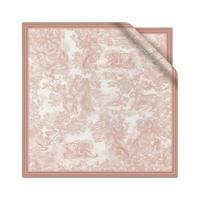 Dior 迪奥 Dioriviera系列 女士丝巾 91JOU090I601_C418 粉色