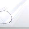 竹月阁 磨圆角边塑料桌布 60*120*0.1cm