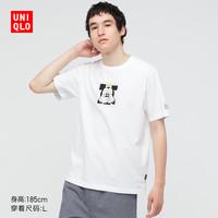 UNIQLO 优衣库 MICKEY MOUSE系列 439633 中性款T恤