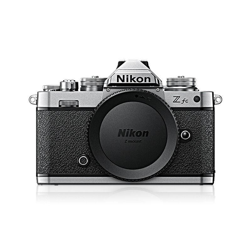 Nikon 尼康 Z fc APS-C画幅 微单数码相机 单机身