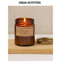浪漫香薰蜡烛PF Candle Co植物型精油7.2盎司UO新品 Teakwood tobacco