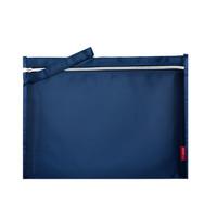 TRNFA 信发 TB-4001 A4牛津布公文包 蓝色 单个装