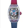 RICHARD MILLE 里查德米尔 RM 71-02 系列 腕表 RM 71-02 红蓝表带