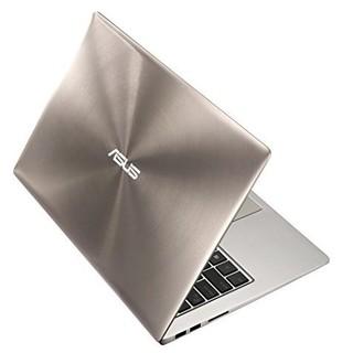 ASUS 华硕 便携商务系列 13.3英寸 笔记本电脑 烟棕色(酷睿i3-4030U、核芯显卡、4GB、500GB HDD、720P)