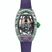 RICHARD MILLE 里查德米尔 RM 71-02 系列 腕表 RM 71-02 紫色表带