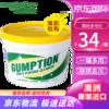 Gumption万能清洁膏强效去污 油烟机清洁剂去重油 浴室厨房门窗玻璃水垢地板皮具清洁剂不伤手 多功能清洁膏柠檬味500g