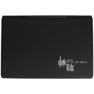 Hasee 神舟 战神 Z6-i78172D1 15.6英寸 游戏本 黑色(酷睿i7-4720HQ、GTX 960M、8GB、500GB HDD、1080P、IPS、60Hz)